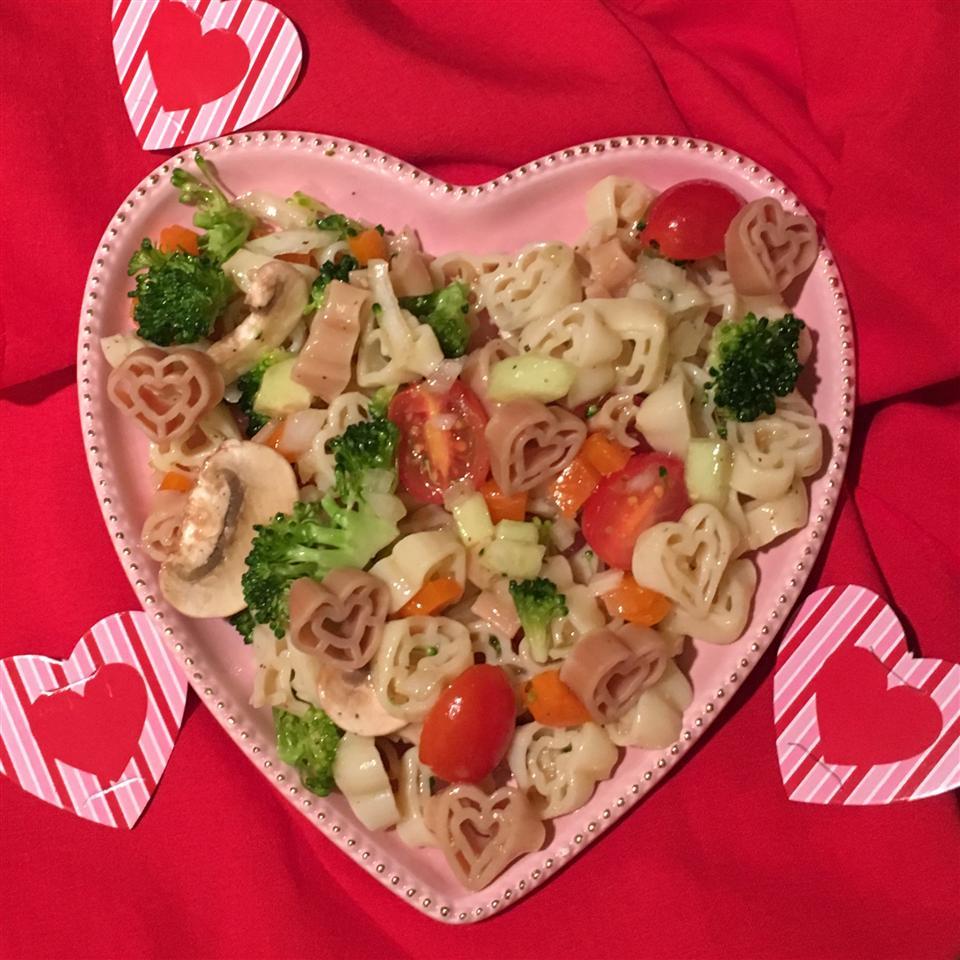 Rainbow Rotini Salad