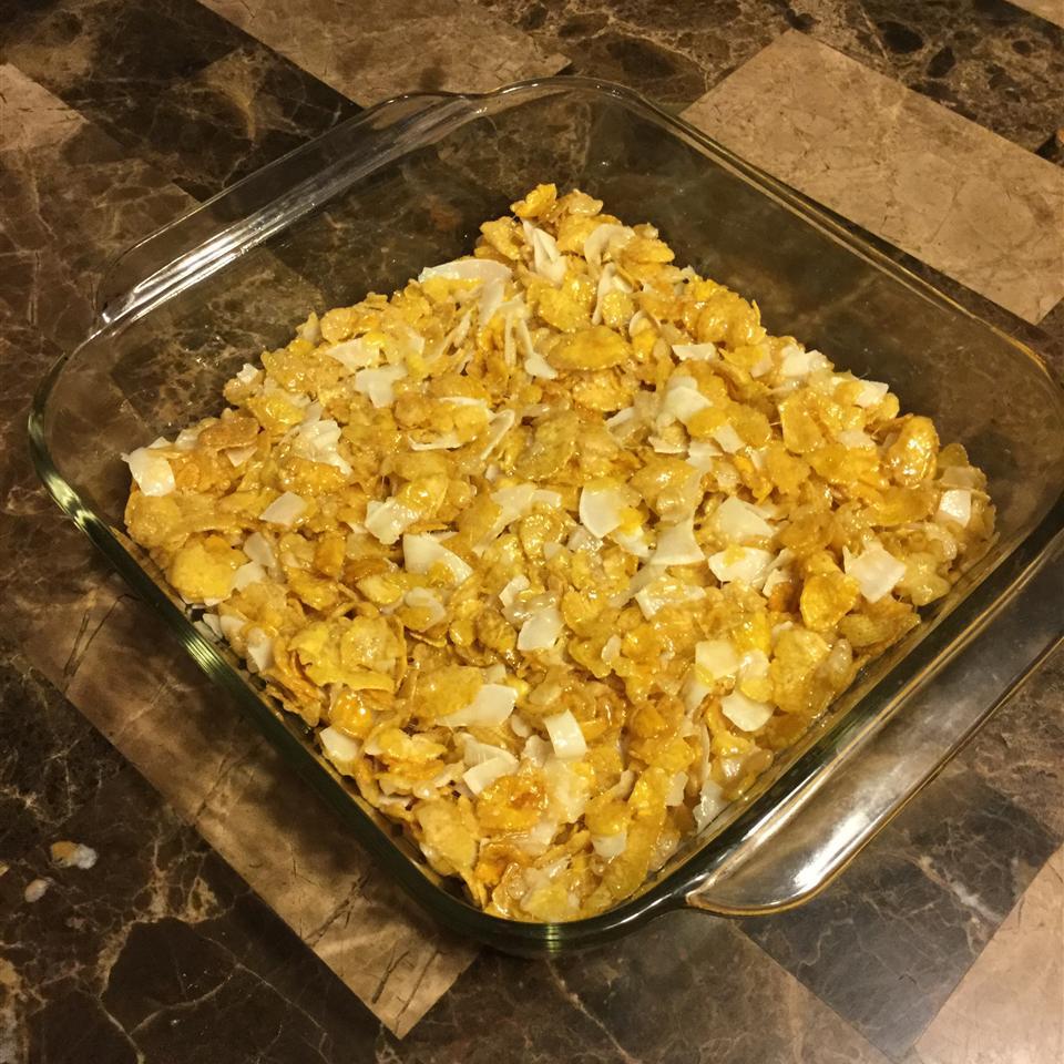 Cornflake Slice