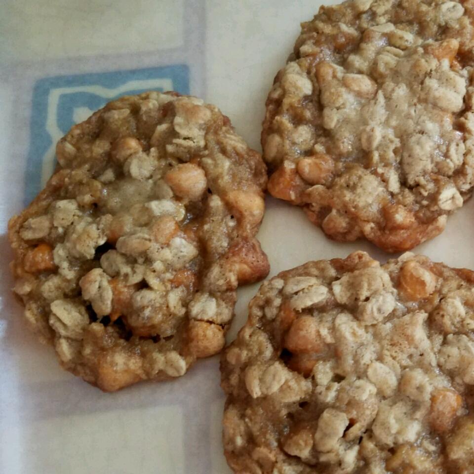 Oatmeal Butterscotch Cookies Shauna Lin?