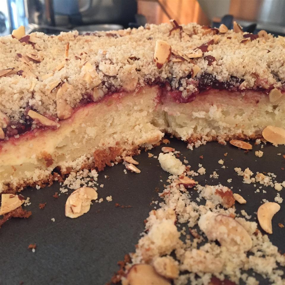 Raspberry Cream Cheese Coffee Cake Emmy A Kicinski