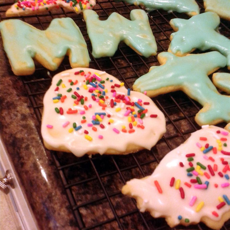 Betty Brown's Butter Cookies Julie Hermanson