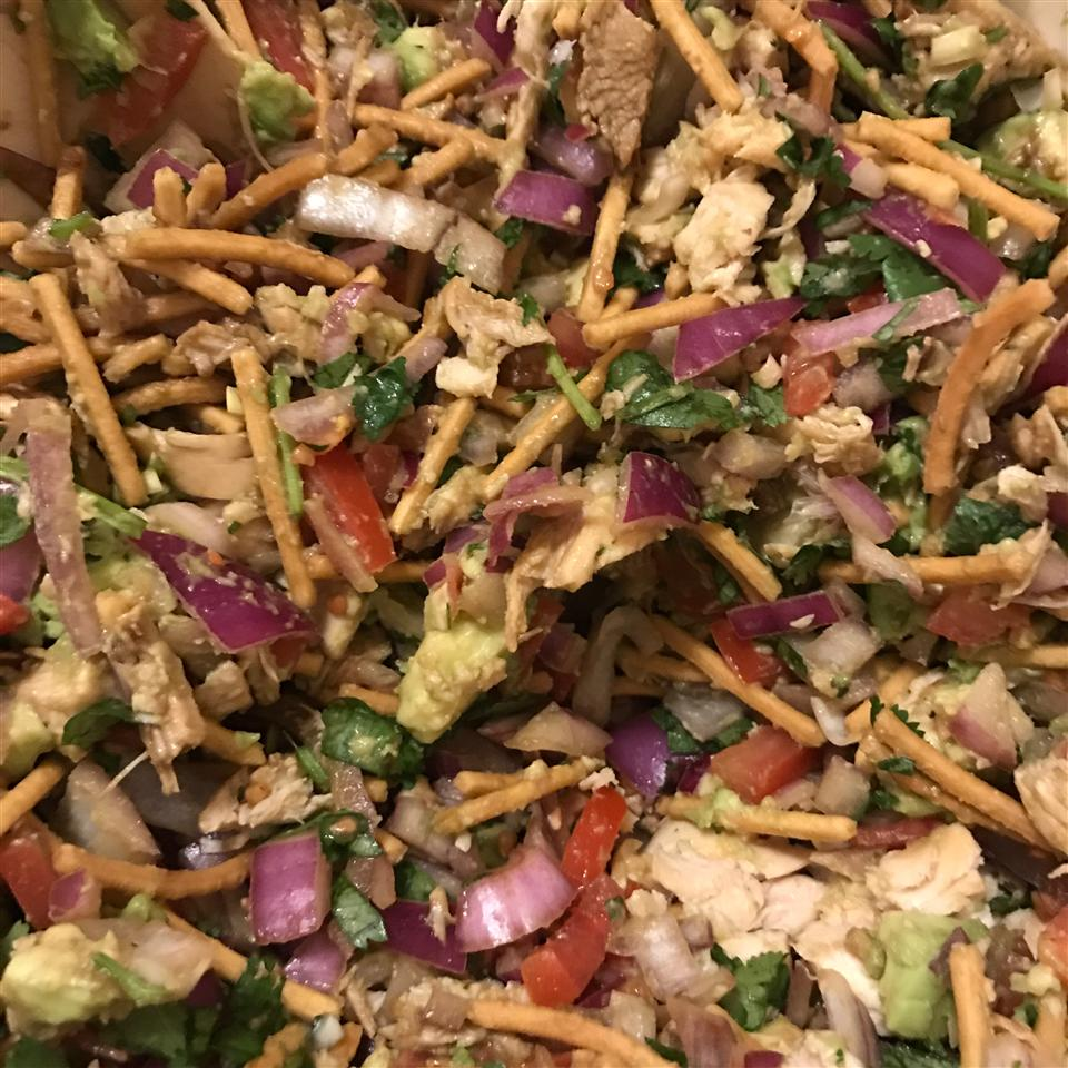 Chicken Avocado Salad Michael Catanzaro