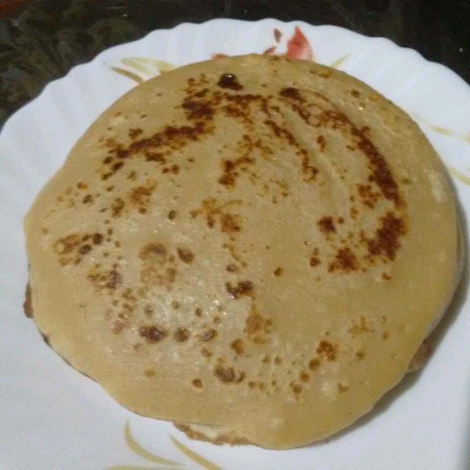 100% Whole Wheat Pancakes Cleonie Pereira