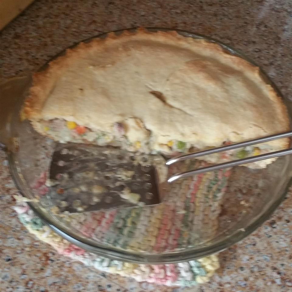 Simple, Classic Chicken Potpie Mike