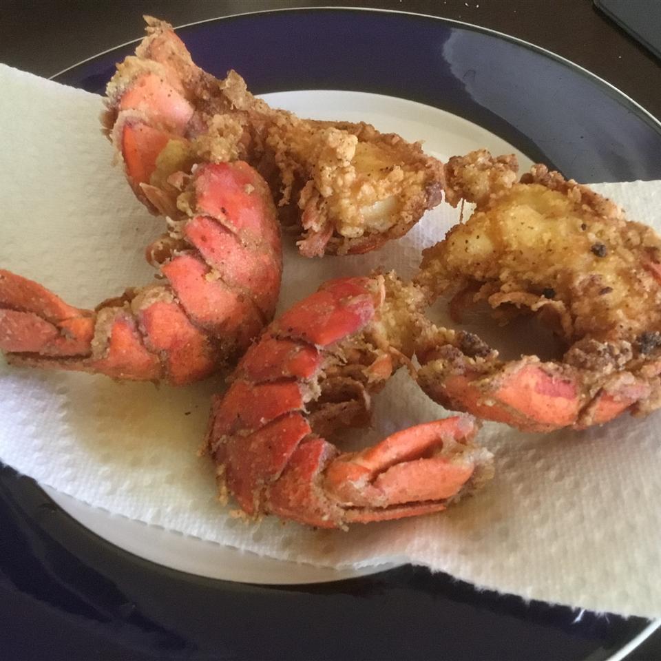 Deep Fried Lobster Dee D Young-Freeman