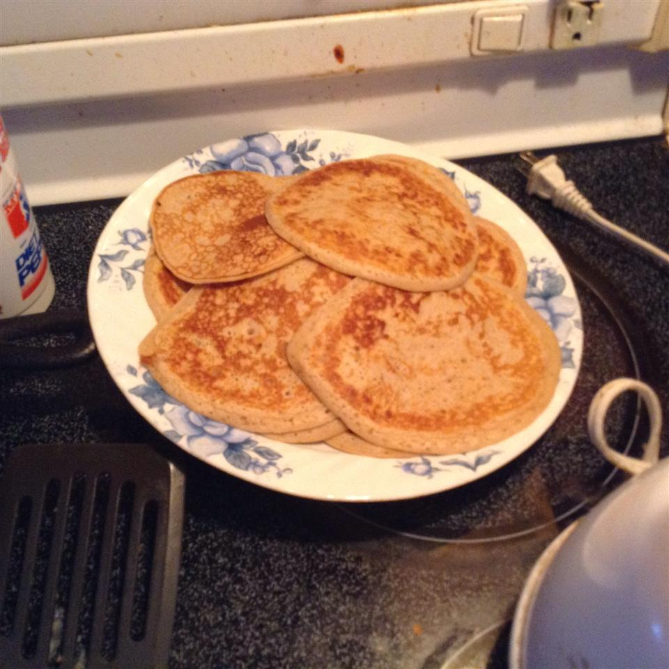 Apple Cinnamon Pancakes Dawn Marie Tienhaara