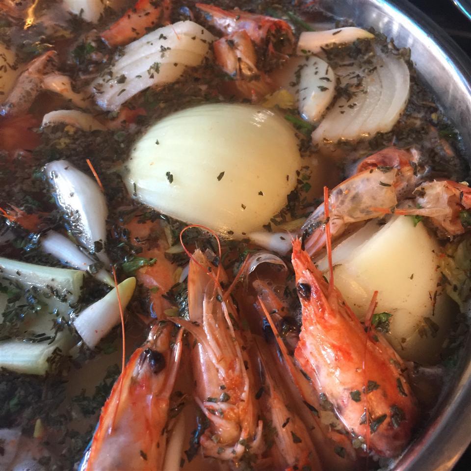 Seafood Gumbo Stock