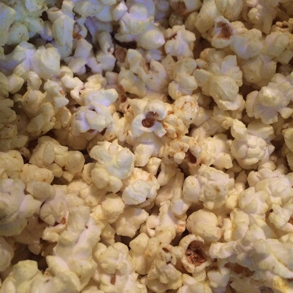 Curried Popcorn Spiderwoman77