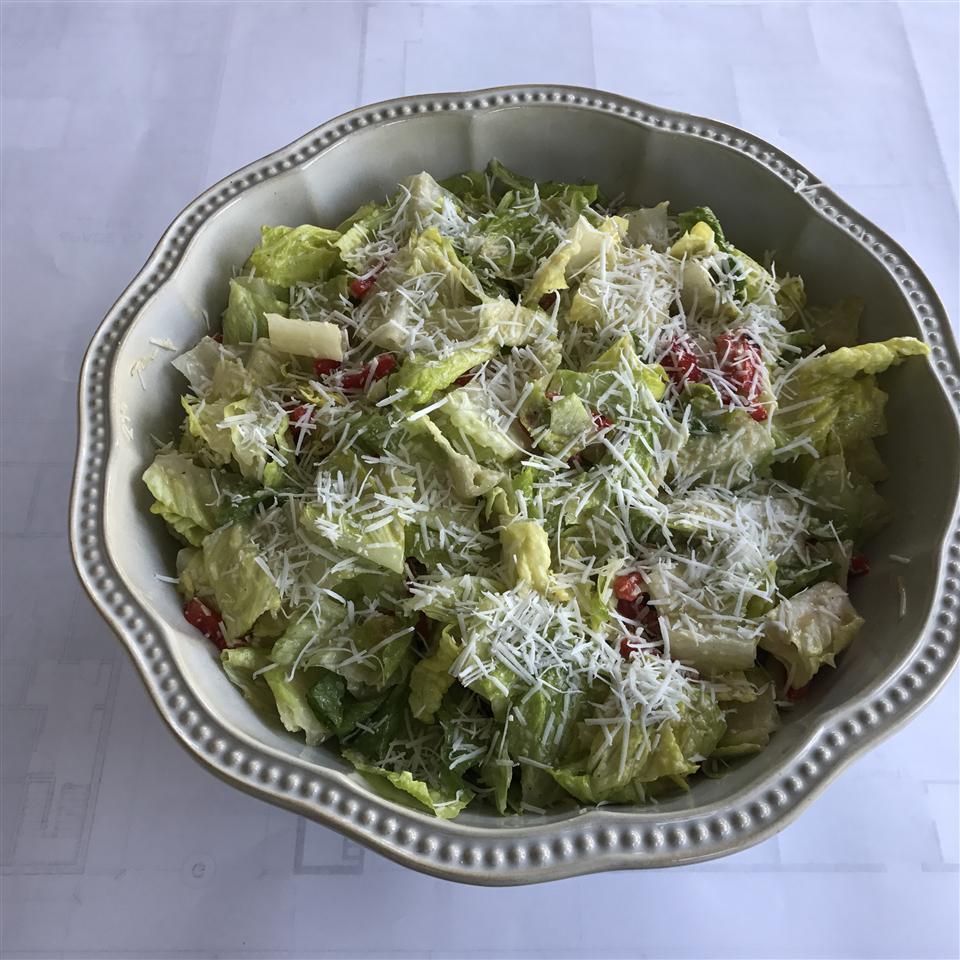 Lemony Caesar Salad Dressing Icehawk