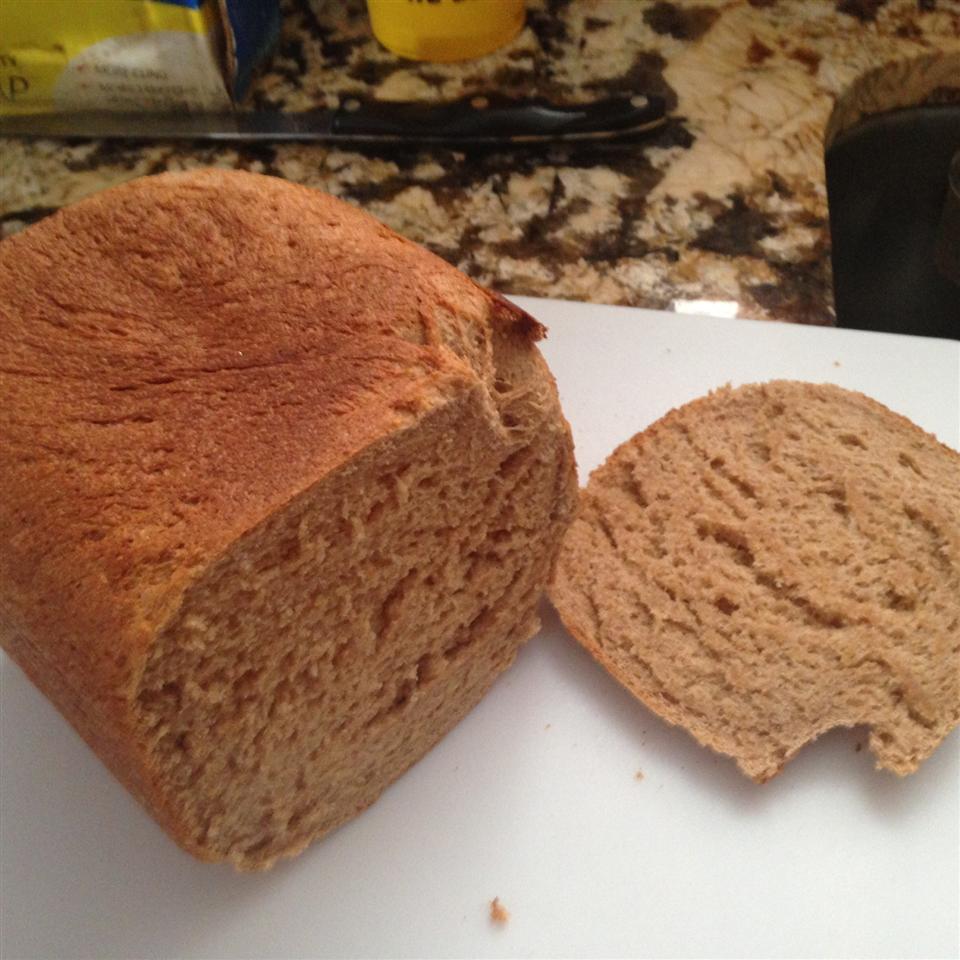 Bread Machine Almond Bread lmuljadi