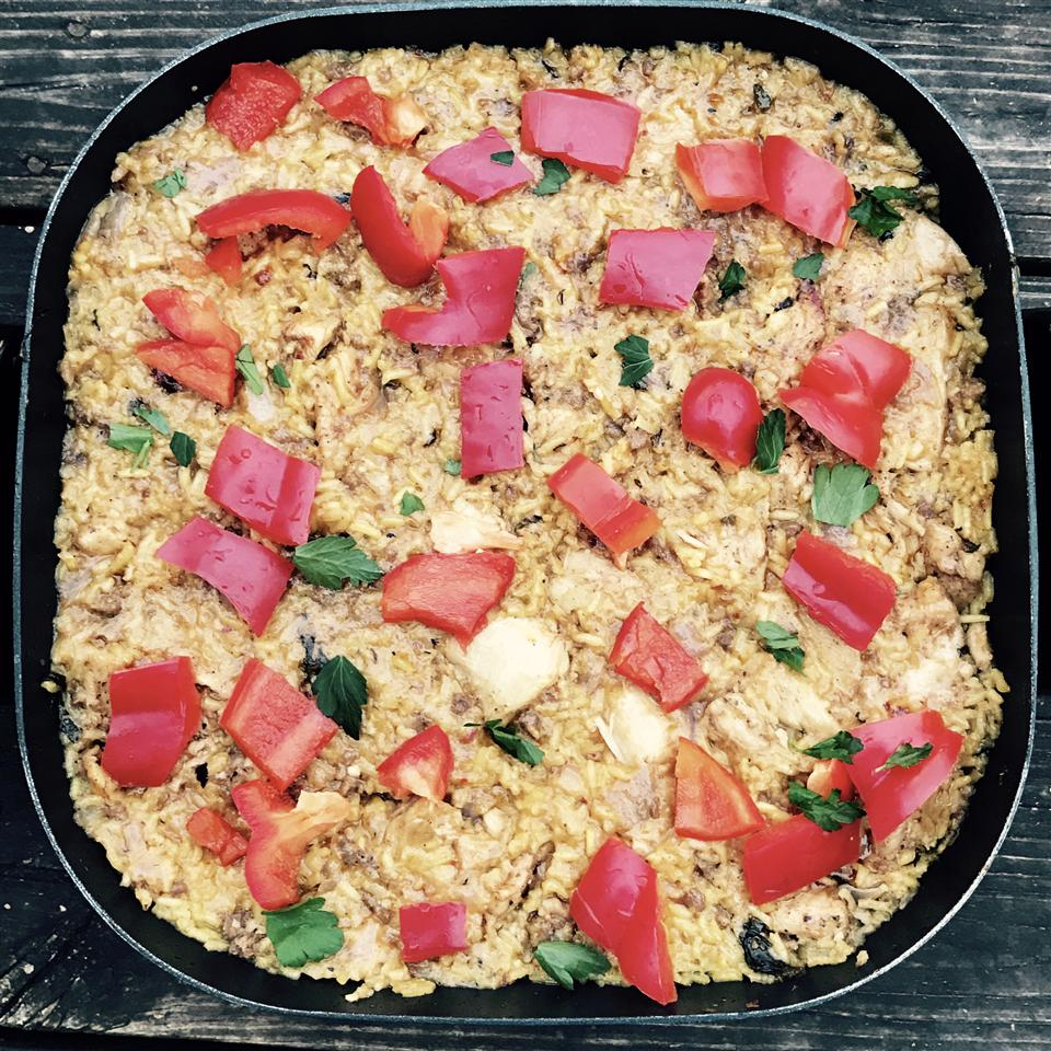 Easy Paella Mark Hanna