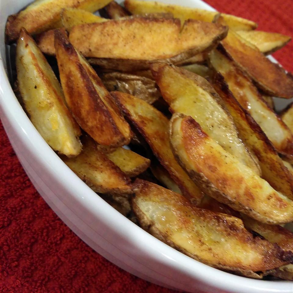 Oven Fries II Bren