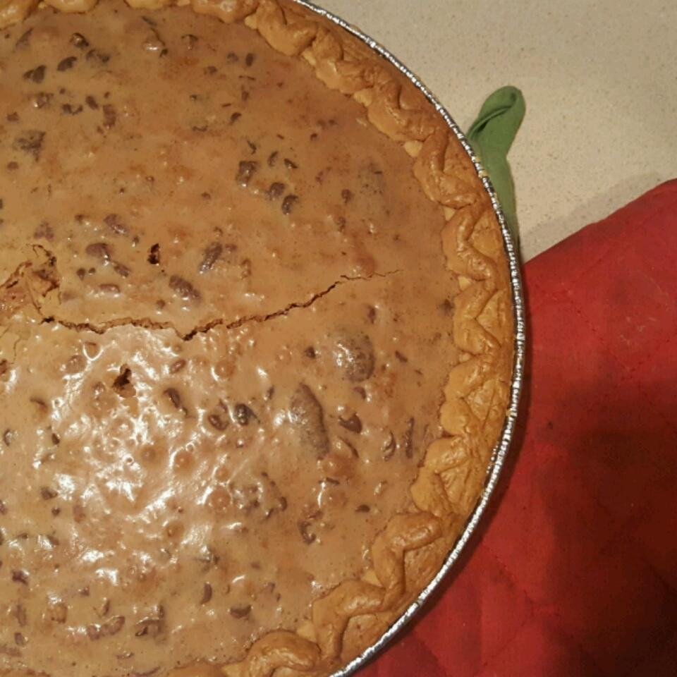 Chocolate Chip Pie III Blessed to be