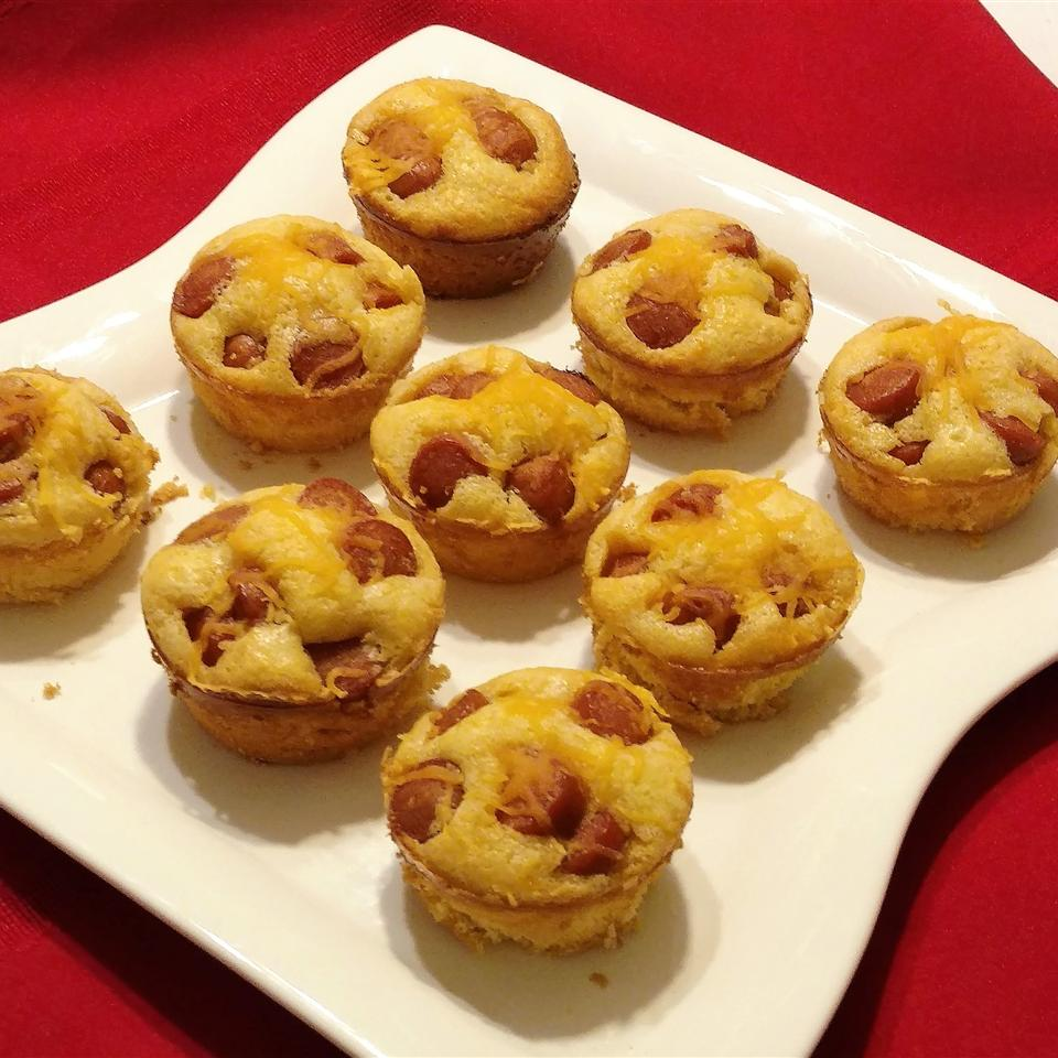 Corn Dog Muffins Carrie C.