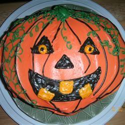 Pumpkin Cake Gerry