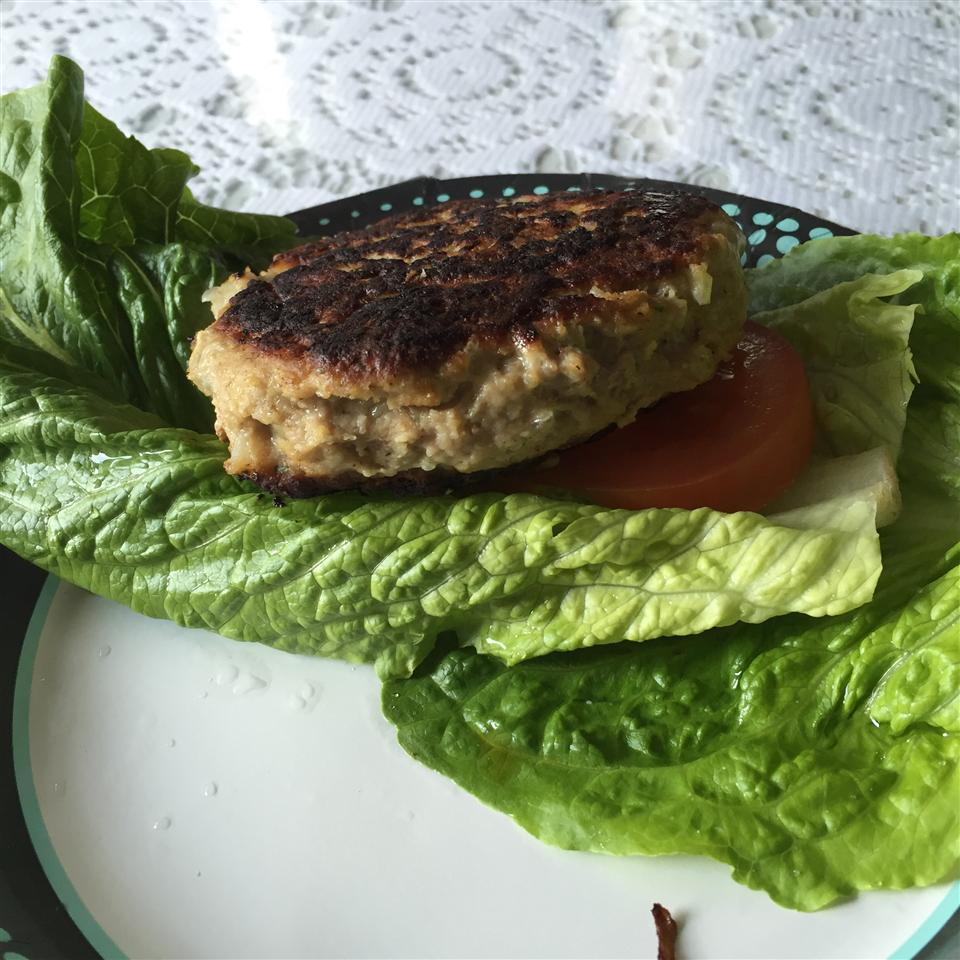 Turkey Meatloaf Burgers Anabel319