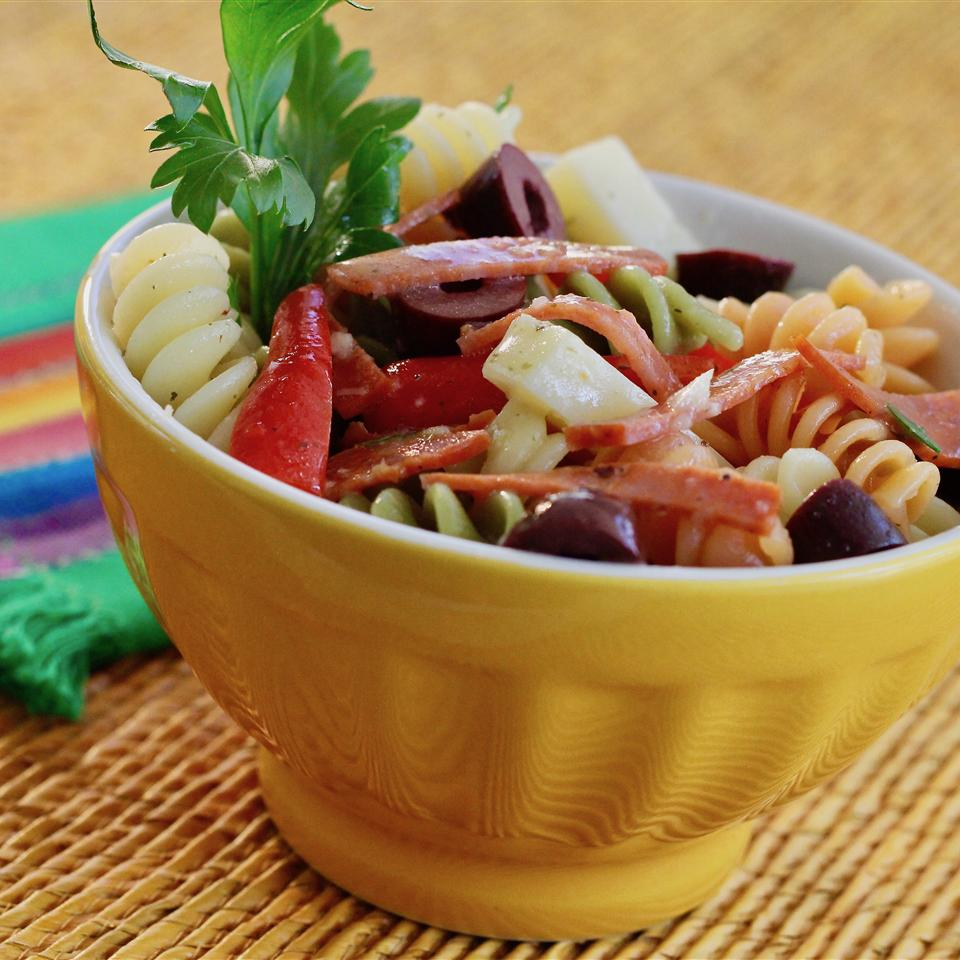 Simple Pasta Salad Dressing