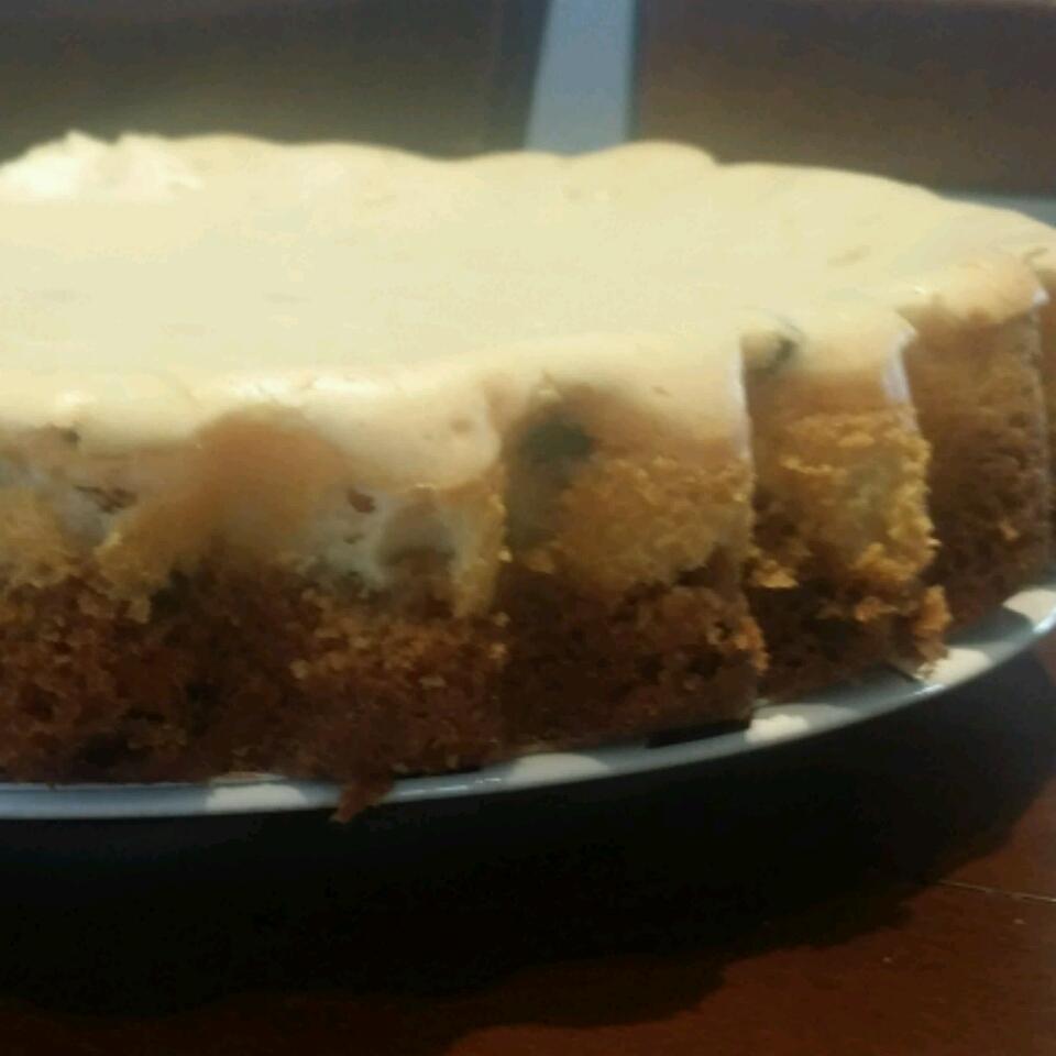Chocolate Chip Cheesecake I monicalj14