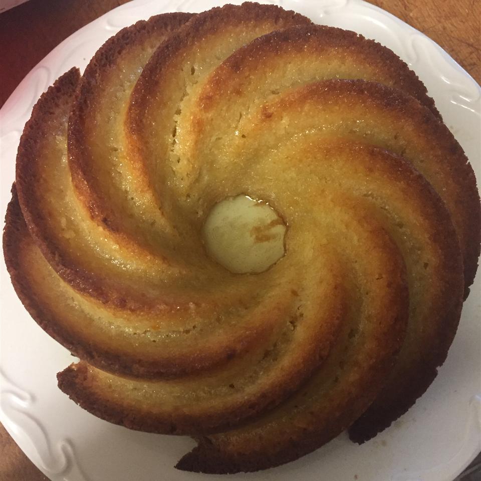 Heavenly Lemon Cake Surama Barroso
