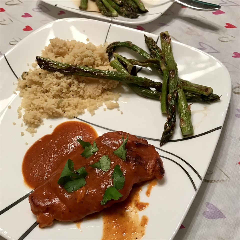 Berbere Spiced Chicken Breasts Alex D