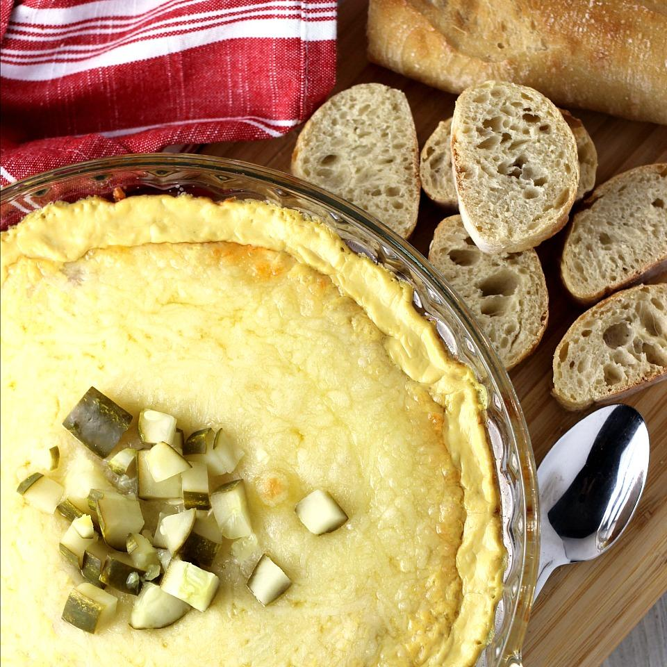 Virginia Country Ham & Swiss Dip ReneePaj