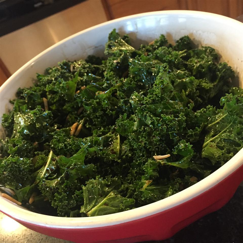 Easy, Healthy Kale Salad