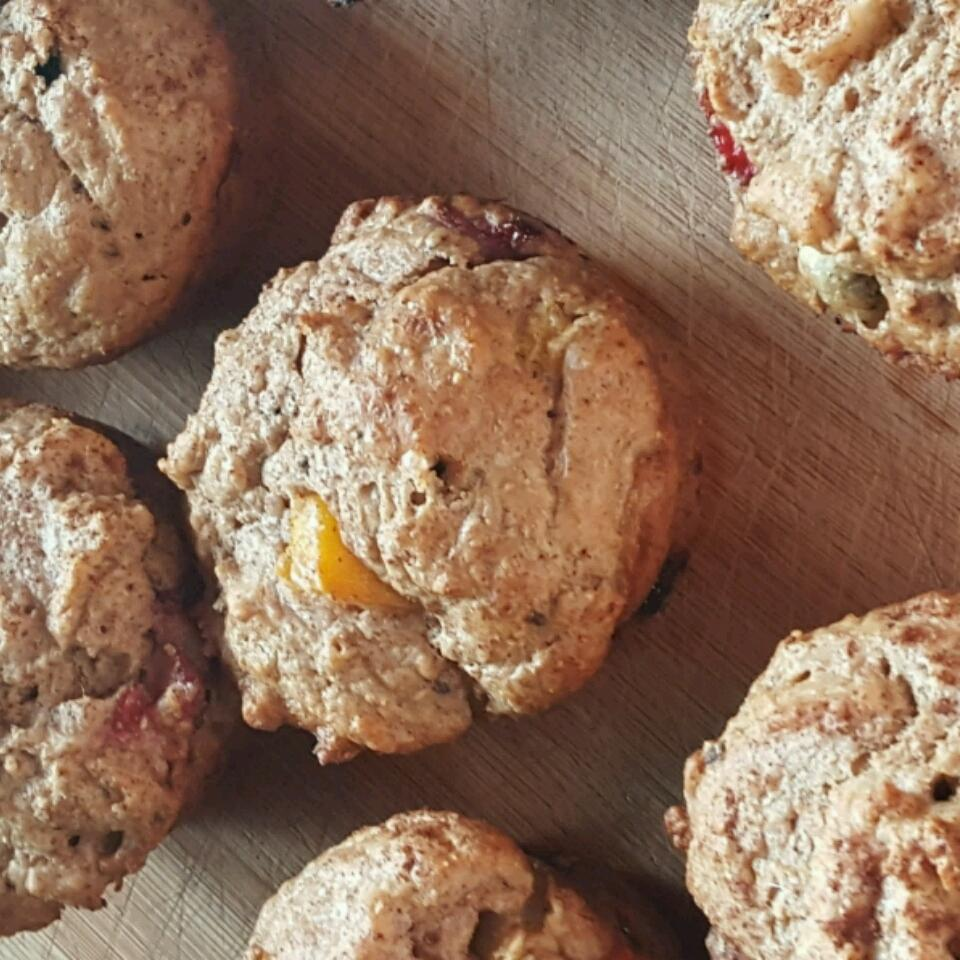 Diabetic-Friendly Apple Muffins Colleen Seal