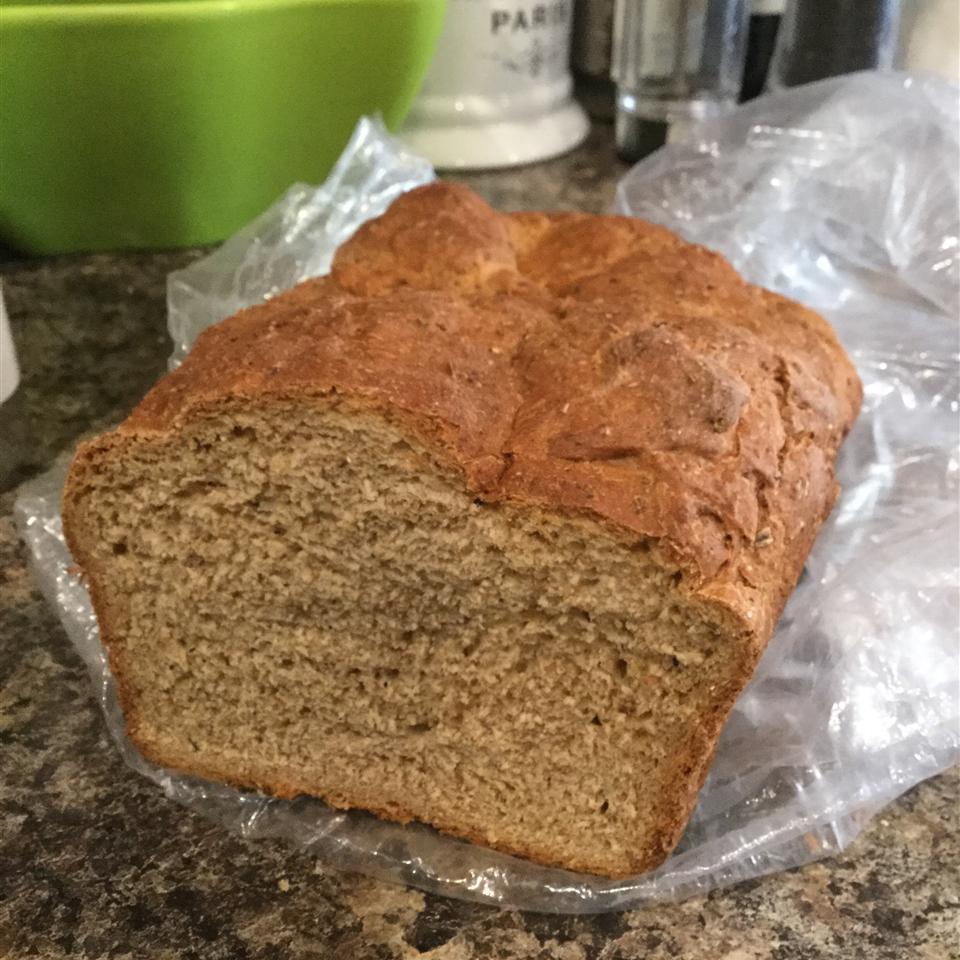 Cracked Wheat Bread II Stevie Fuhrer