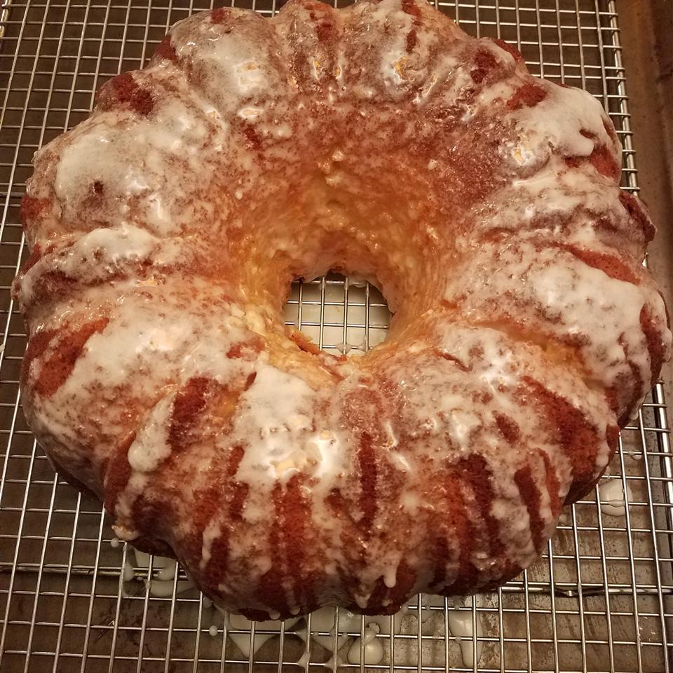 Buttermilk Pound Cake II