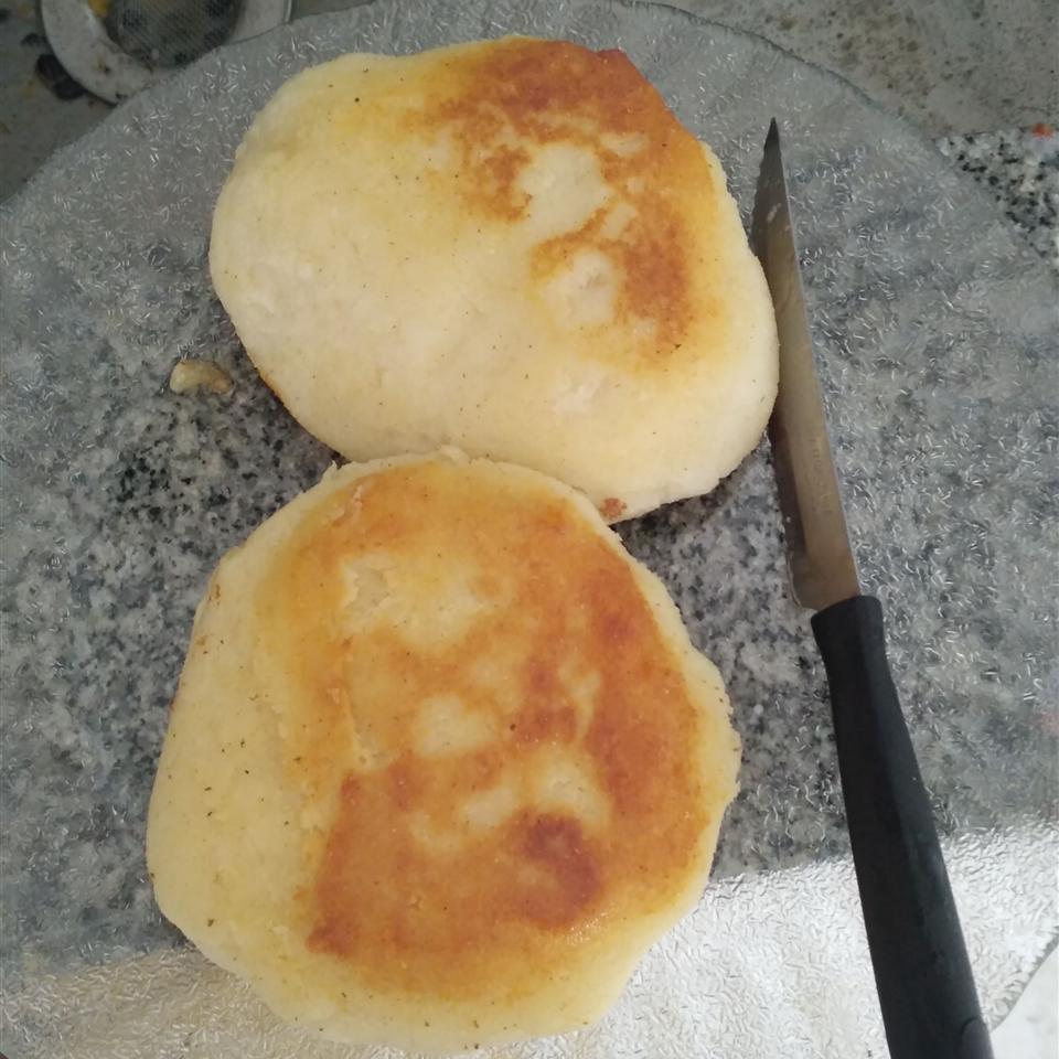 Homemade Arepas