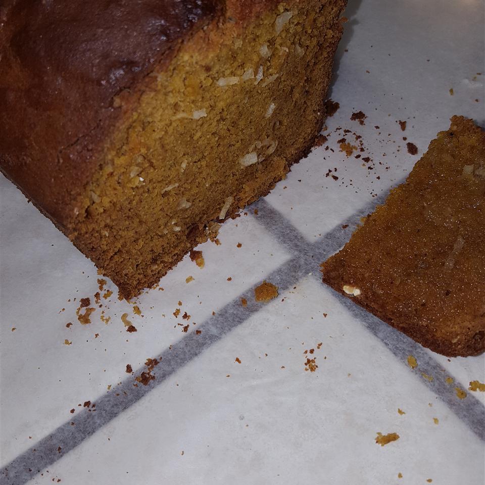 Pumpkin Cheese Bread I Teresa Scott
