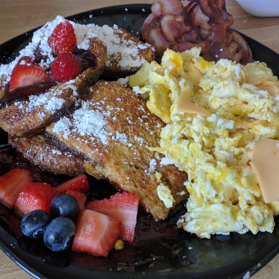 Creme Brulee French Toast Lianna Dunn
