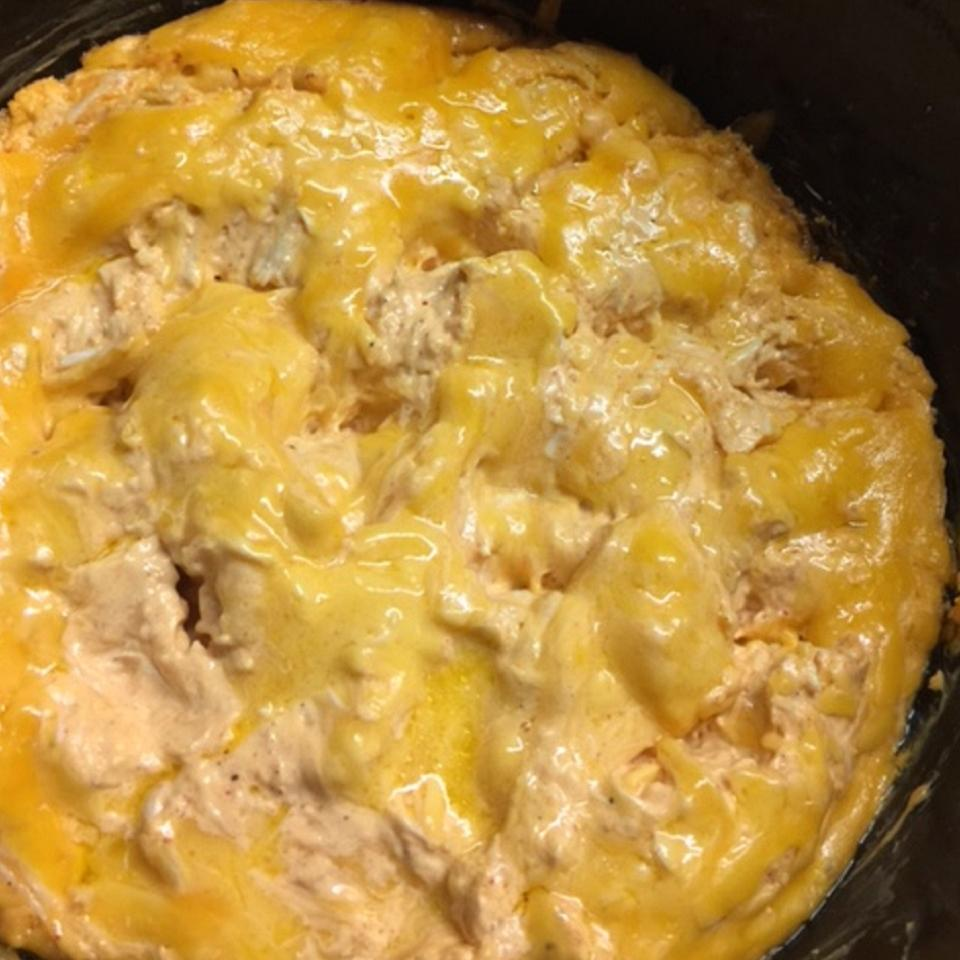 Buffalo Chicken Dip from McCormick® Amy Lawler
