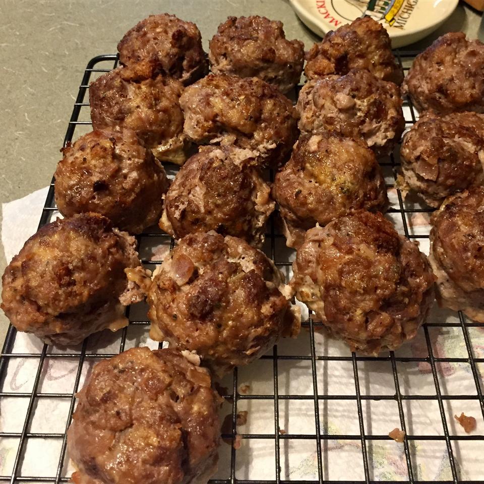 Chef John's Italian Meatballs