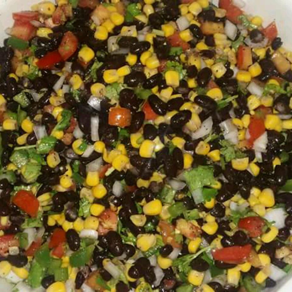 Black Bean Salad Marlett Brown