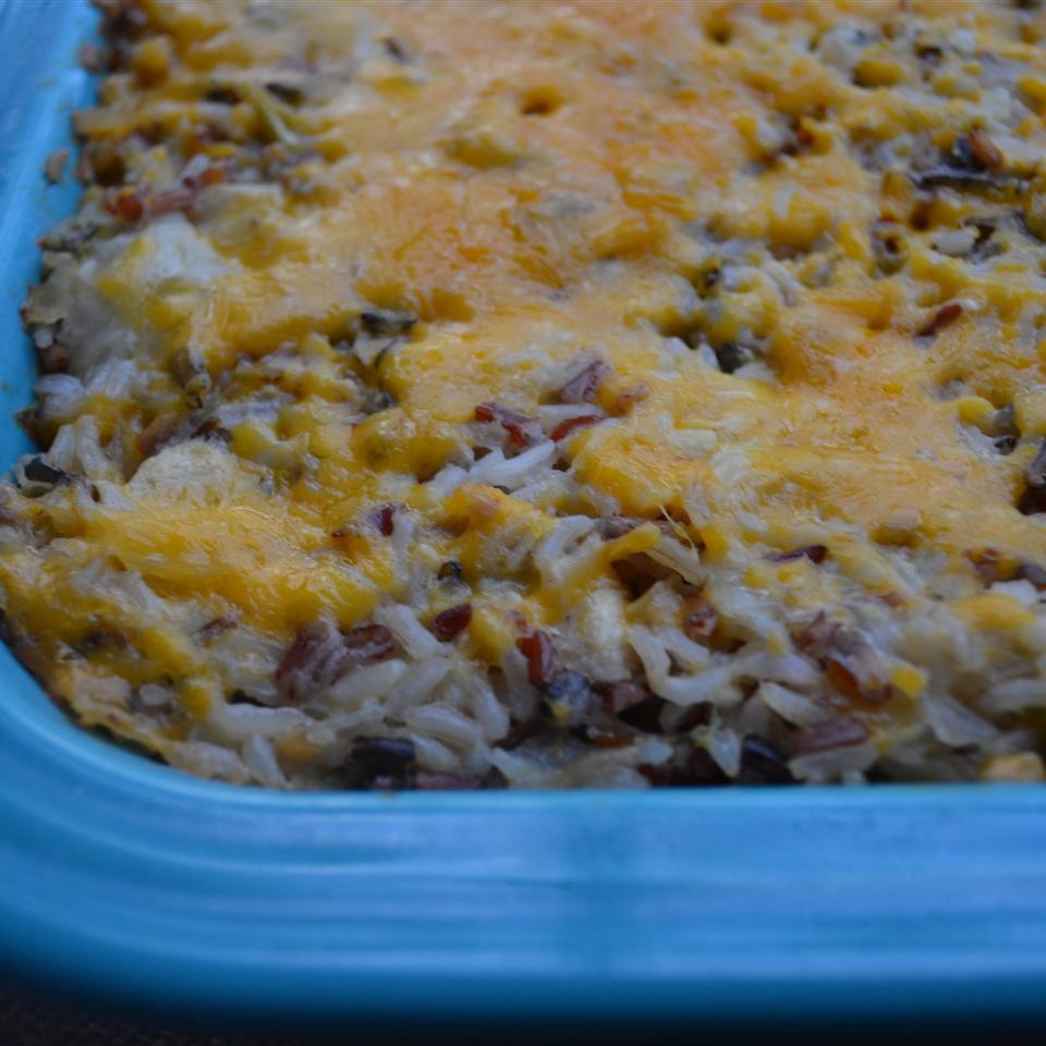 Wild Rice Chicken Rebekah Rose Hills