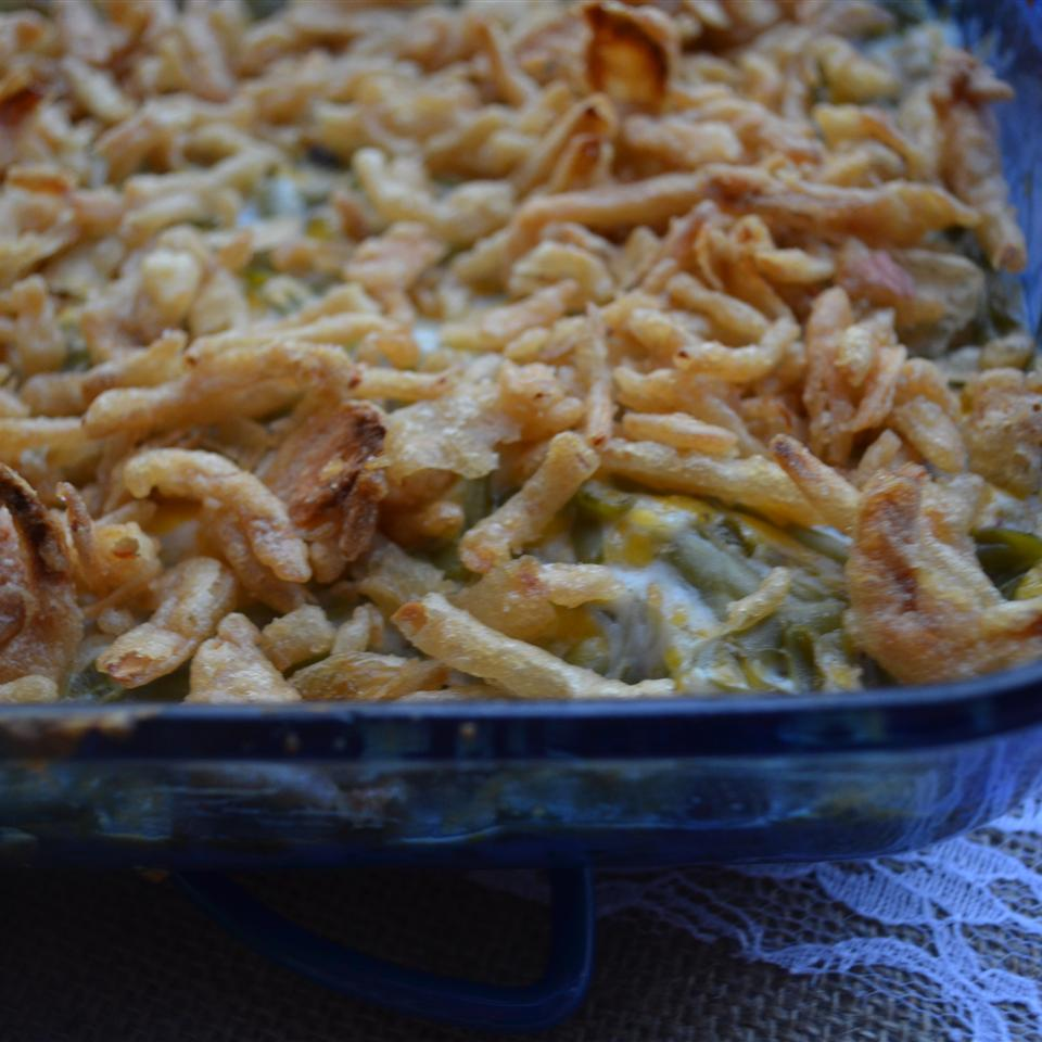 Amy's Cheesy Green Bean Casserole Jennabear