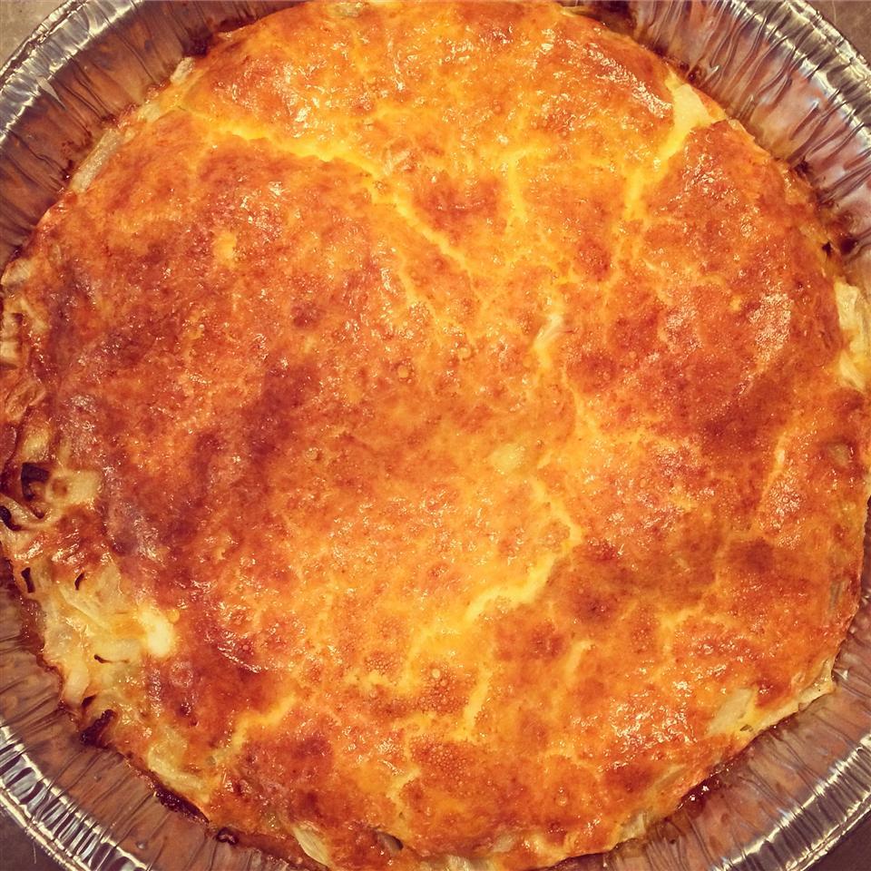 Onion Quiche Claire Baggett