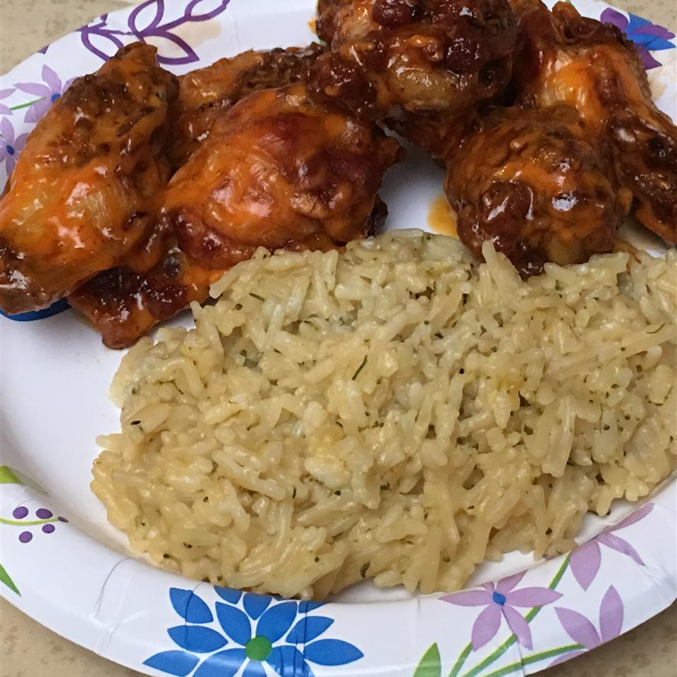 Hot and Spicy Wing Sauce Chef Roy