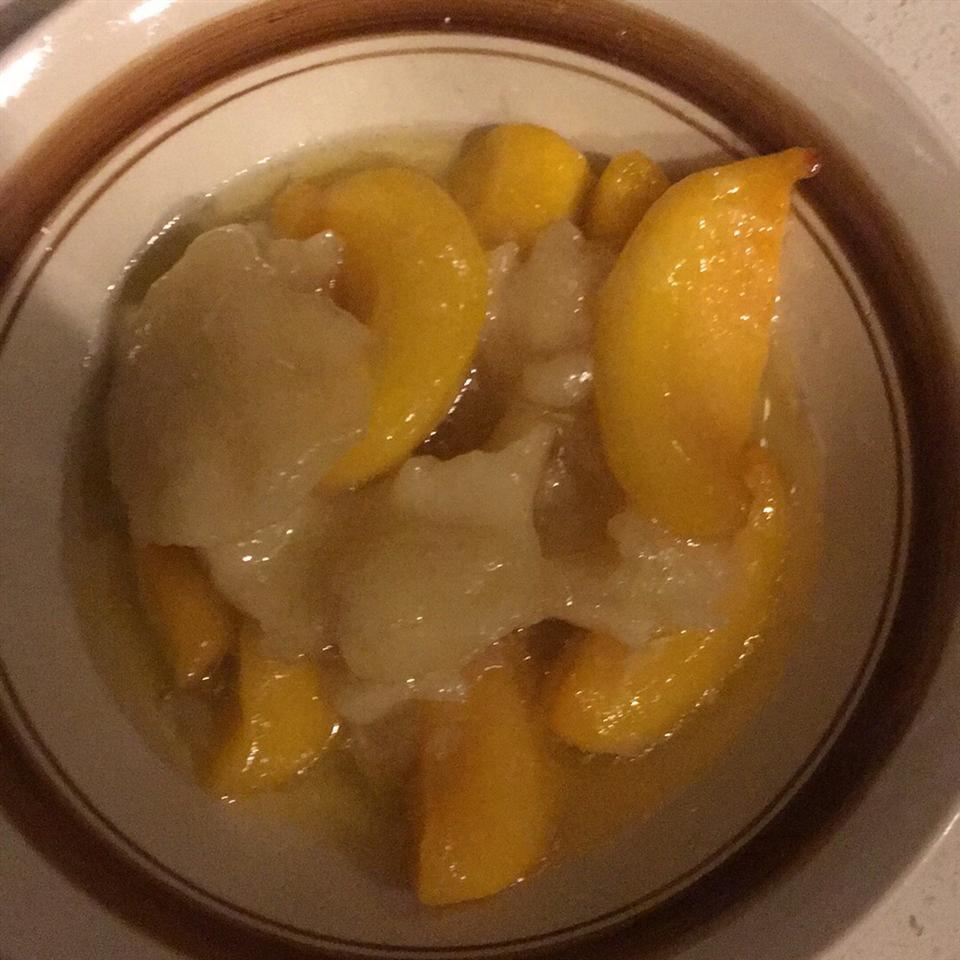 Kelley's Peach Cobbler