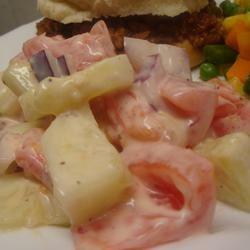 Tomato Cucumber Salad II amandak23k
