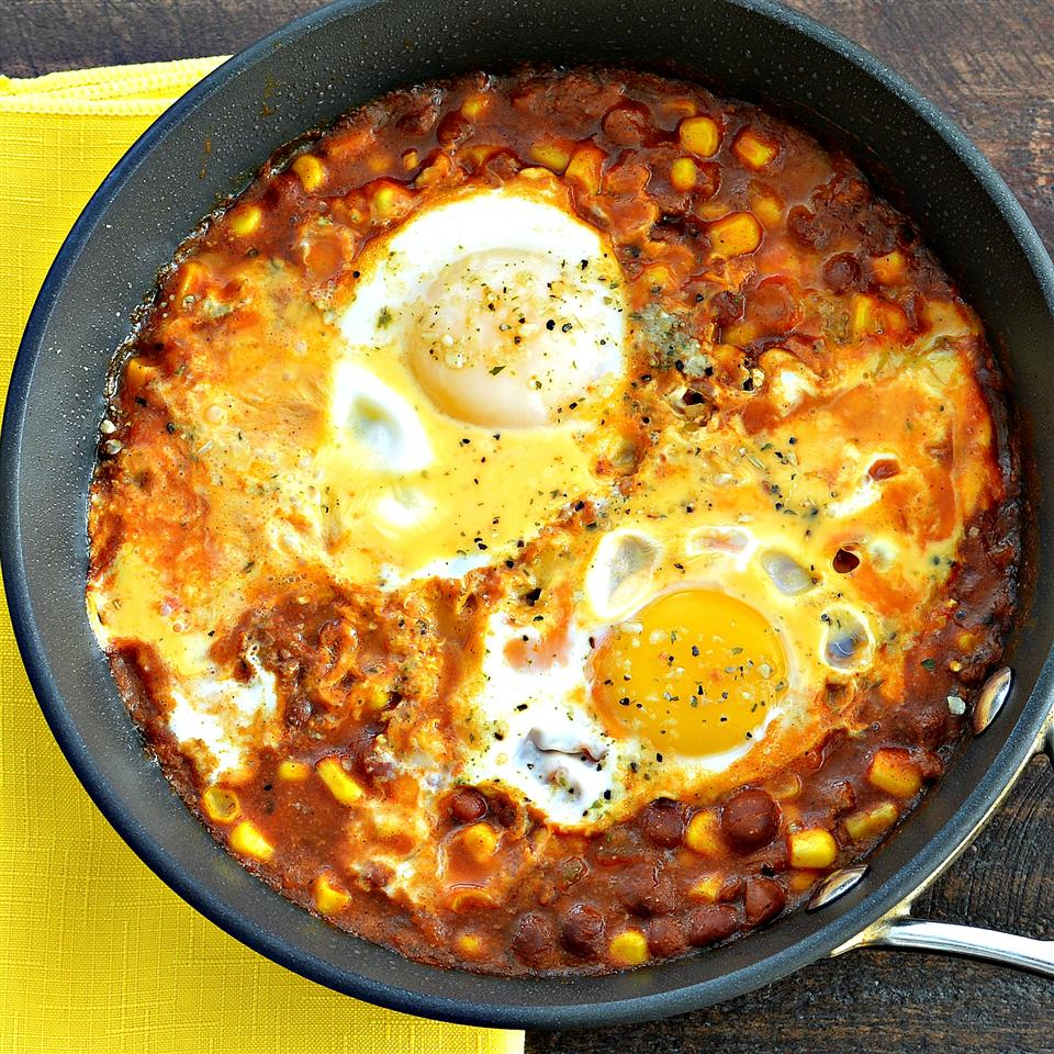 Skillet Chili 'N Eggs bd.weld
