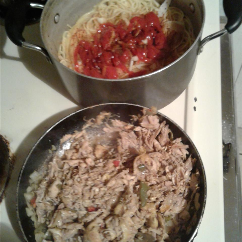 Family Favorite Chicken Lo Mein Braxton Pressey
