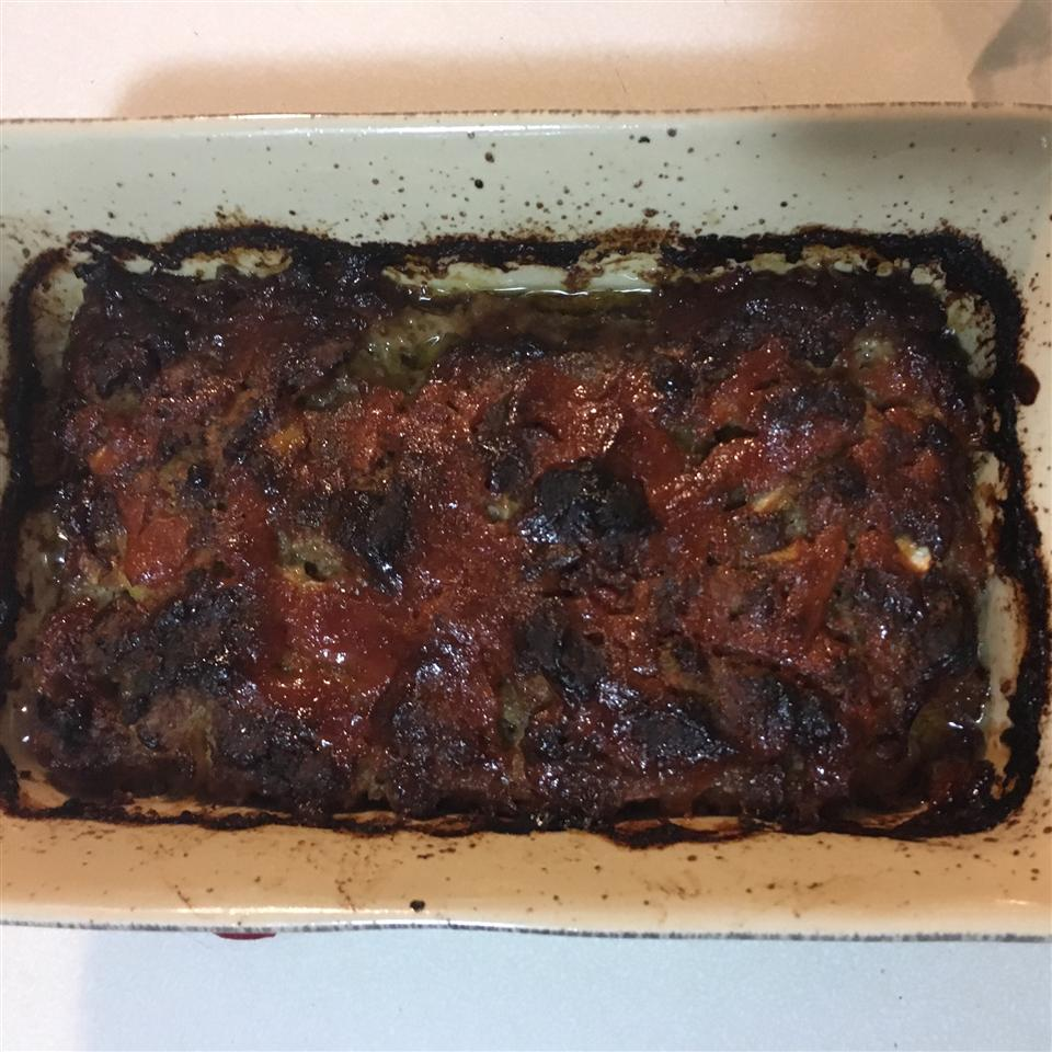 Mary's Meatloaf bakingbecky
