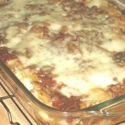 Missy's Lasagna Michele