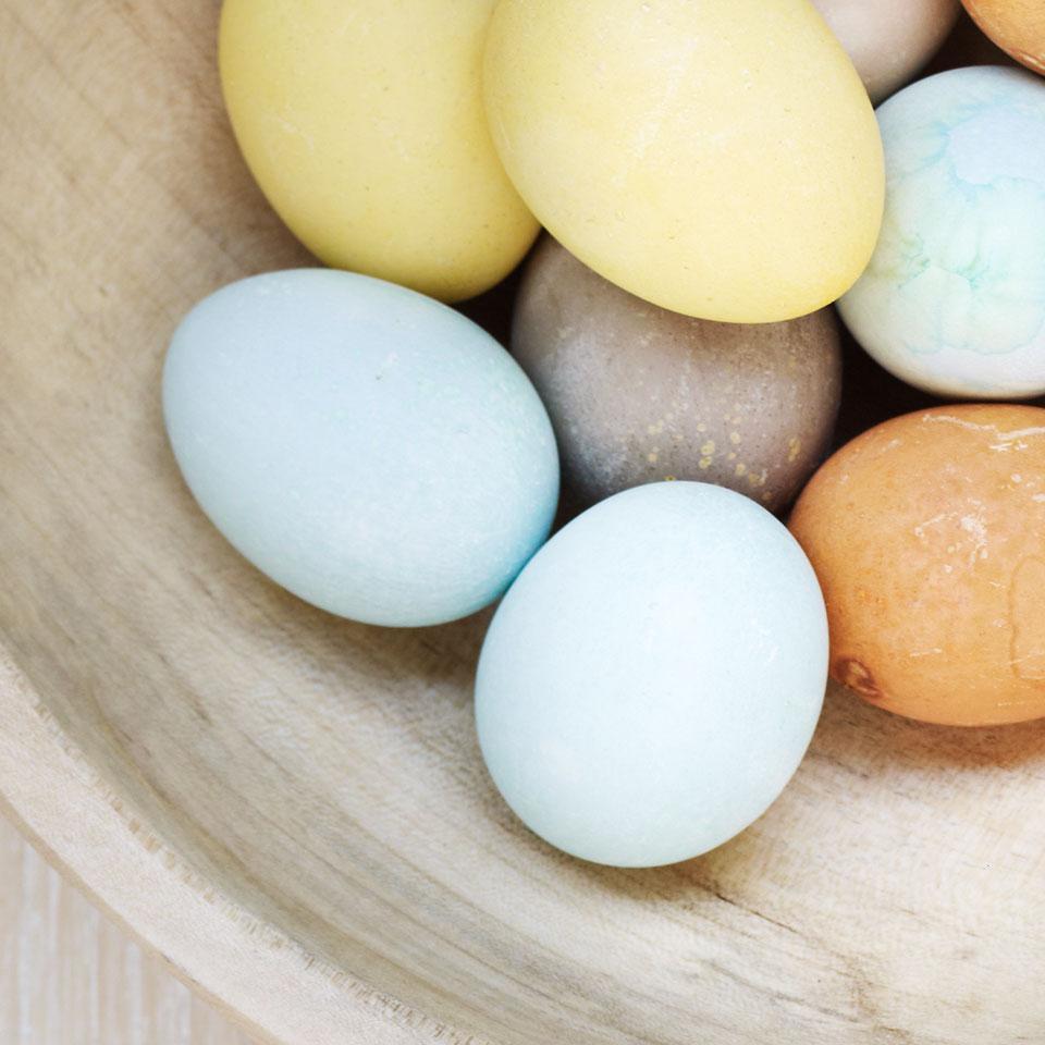 Blue Natural Egg Dye & Egg Coloring EatingWell Test Kitchen
