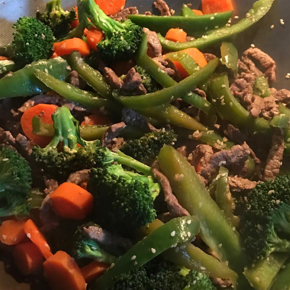 Quick Beef Stir-Fry karen
