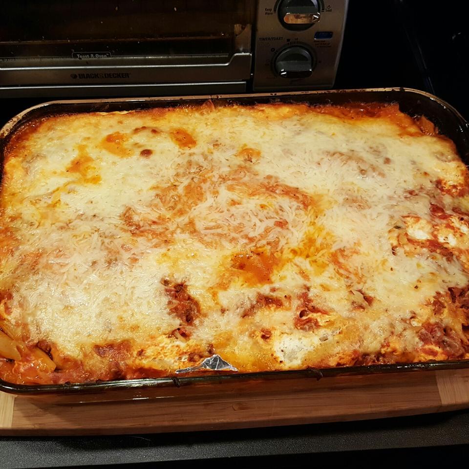 Pasta Lasagna Peggy Cummins