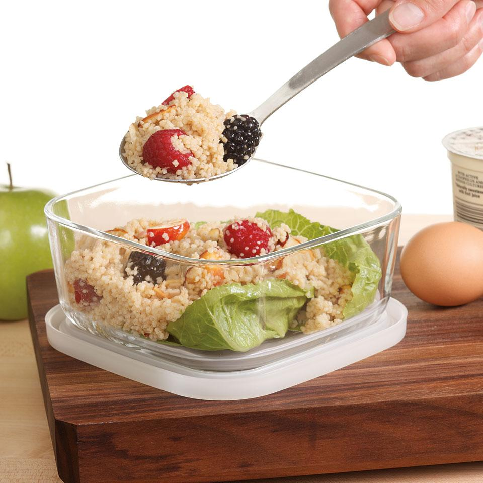 Couscous & Fruit Salad EatingWell Test Kitchen