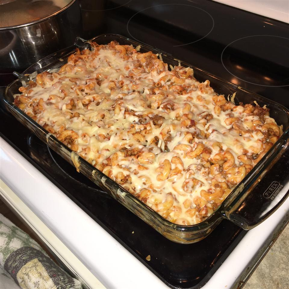 Kid's Favorite Pizza Casserole chefwoods
